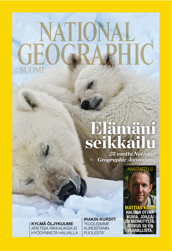 National Geographic Suomi